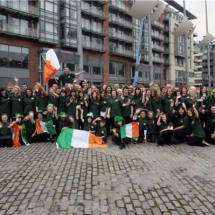 WCOPA-Shoot-Team-Ireland-2009-APRIL--in-Smithfield,-Dublin