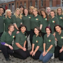 WCOPA-Shoot-Team-Ireland-2009-APRIL--in-Smithfield,-Dublin-FEATURING-THE-RIAM-REPRESENTATIVES