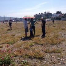 Calum-shooting-on-bray-beach