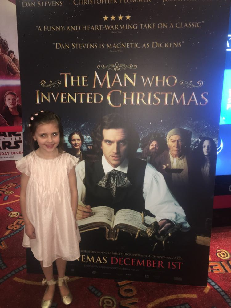 The Man Who Invented Christmas Release Date.The Man Who Invented Christmas Is Now In Cinemas Nationwide